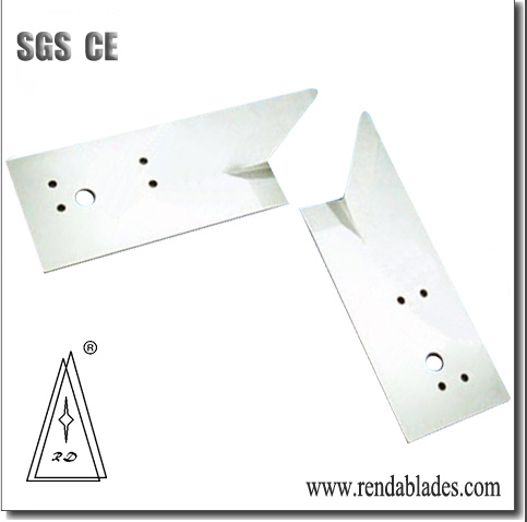 Special Shaped Cuprum/Copper Wire Cutter and Scrap Slitting Blade/Knife