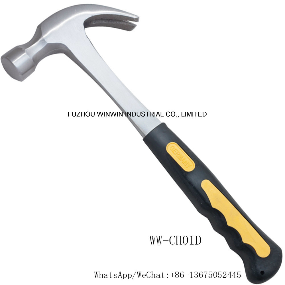 All Types of One Piece Claw Hammer