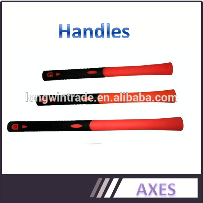High Quality Cheap Price Plastic-Coating Fiber Glass Axe Handle