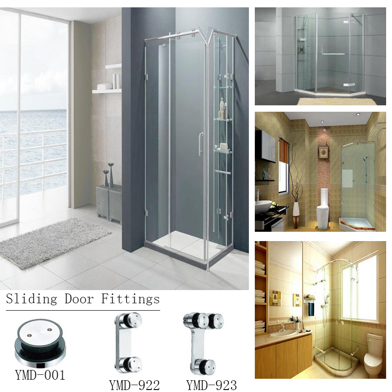 Fashion Design Shower Room Hardware Accessories Rolling