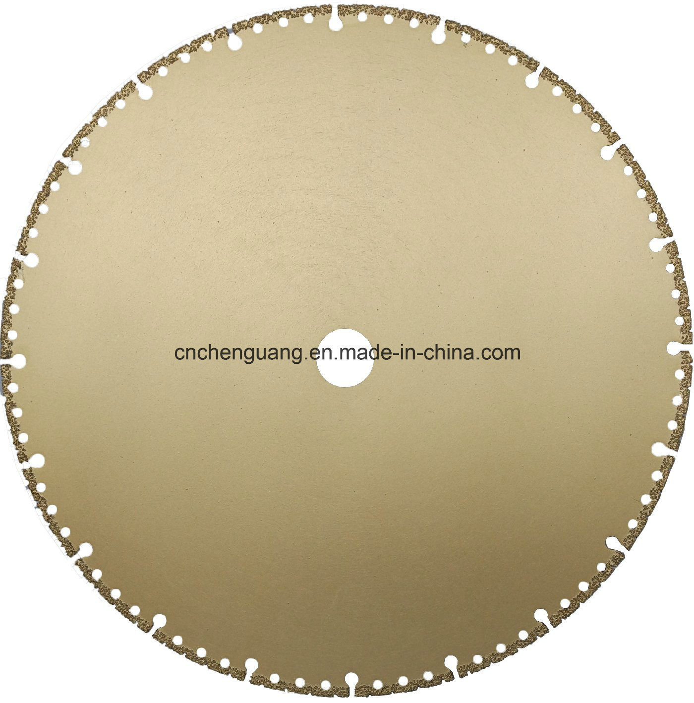Ceramic Concrete Granite Marble Stone Cutting Diamond Saw Blade of High Efficient High Speed