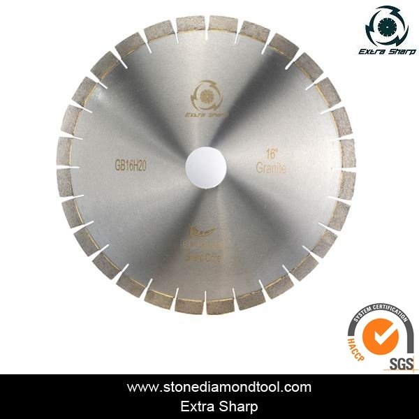 Silent Saw Type Diamond Cutting Blade for Granite