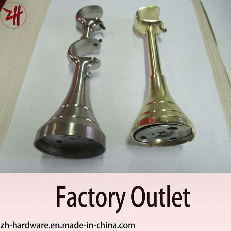 Hardware Furniture Pipe Curtain Rod Window Bracket (ZH-8818)
