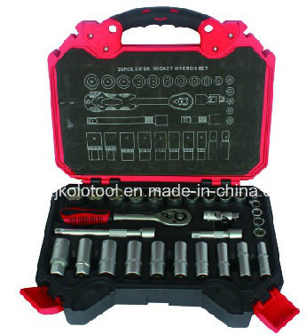29PC Auto Hand Tool Set with Socket Set