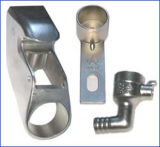 Precision Casting Stainless Steel Construction Hardware Support Bracket and Tap