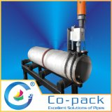 Powerful Lightweight Pneumatic Chain Tube Driller
