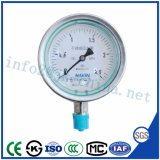 Ytfn High Quality and Best-Selling Stainless Steel Vibration-Proof Pressure Gauge