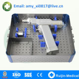 medical canulated bone drill for K-wire and intramedullary nail