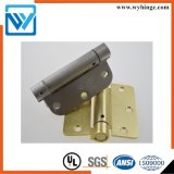 High Quality 3.5 Inch Spring Hinge Furniture Hardware
