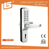 Combination Building Entry Sports Room Rim Lock French Verrou - Combinaison