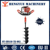 2015 Hot Sale Gasoline Ground Drill with High Quality