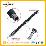 295mm Flexible Shaft Bit Magnetic Screwdriver Extension Drill Bit Holder Connect Link for Electronic Drill 1/4