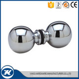 Yako Hwardware Home DIY Washroom Tempered Glass Door Knob
