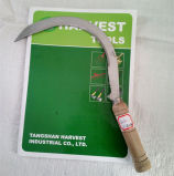 Sicle Wood Handle Sickle Hand Tool for Farming