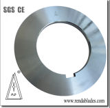 H13K Hmb Material Round Circular Circle Steel Strip Rotary Cutting Blade/Knife for Metal Processing