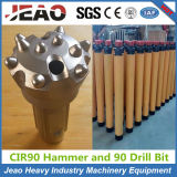 CIR90 Low Air Pressure DTH Hammer for Mining Drilling