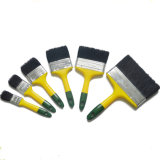 Professional Paint Brush with Color Plastic Handle (GMPB026)