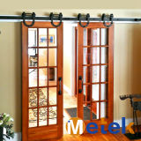 Decorative Wholesale Barn Wardrobe Sliding Door Hardware