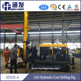 Hfdx-4 Hydraulic Control Wireline Core Drilling Rig Machine