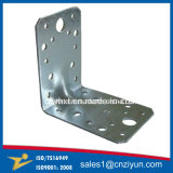 Custom Galvanized Steel Metal Reinforced Angle Brackets
