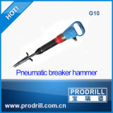 G10 Pneumatic Chipping Hammer for Rock Splitting