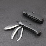 Knife Spring Assisted Open Rescue Folding Knife
