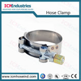 Stainless Steel Industrial Hose Clamp