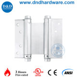 Ss Double Hardware Action Spring Hinge for Europe (DDSS038)