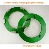 240 mm Klindex Diamond Grinding Ring for Concrete