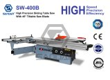Woodworking Panel Sliding Table Saw with 45 Degree Tiltable Blade