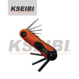 Folding Screwdriver Hex Key Wrench Set - Kseibi