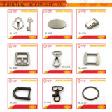 Factory Direct Wholesale All Kinds of Metal Stamping Bags Hardware Accessories