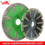 Diamond Contour Blade for Curve Cutting Granite