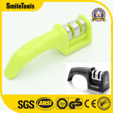 High Quality ABS Kitchen Knife Sharpener with 2 Stage