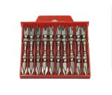 10PCS Industrial Grade Double Magnetic Philips Screwdriver Bits Set (JL-SBDM10)