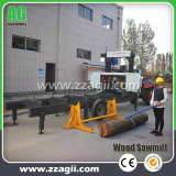 Automatic Timber Wood Cutting Electric Band Sawmill Machine
