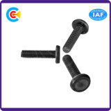 DIN/ANSI/BS/JIS Carbon-Steel/Stainless-Steel Galvanized Spot Welding Screws for Railway/Building Machinery Industry