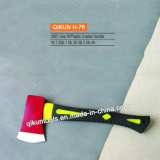 H-76 Construction Hardware Hand Tools Plastic Coated Handle A601 Axe