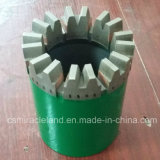 Nq Gear Wheel Profile Impregnated Diamond Core Drill Bits (14mm)