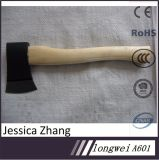 Wooden Handle A613 High Quality Drop-Forged Steel Axe