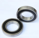 Mute Auto Deep Groove Ball Bearing with High-Precision 6004 2RZ