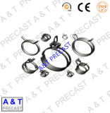 Double Wire American Hydraulic Stainless Steel Hose Clamp
