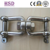 Stainless Steel Jaw and Eye Swivel Rigging Hardware