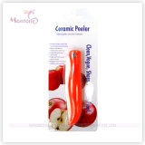 Bright Color Folding Ceramic Fruit Knife