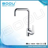 Hot Sale High Quality Single-Lever Chrome Kitchen Faucet