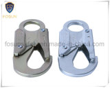 25kn Auto Locking Screw Hook for Rock Climbing Mountaineering