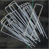 Metal Galvanized (zinced) Nails for Plastic Dowels