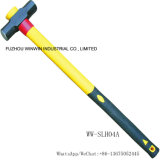 Long Plastic Handle Forging Sledge Hammer
