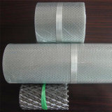 Galvanized 40mmx10mm Mesh Aluminum Expanded Metal Mesh