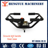 Popular Ground Drill Handle and Gear Case with High Quality
